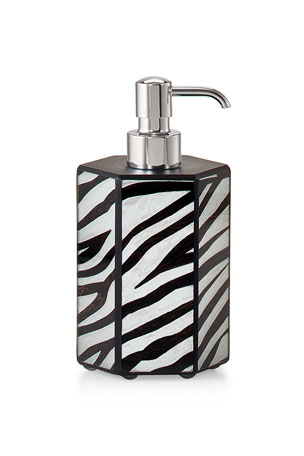Labrazel Zebra Pump Dispenser