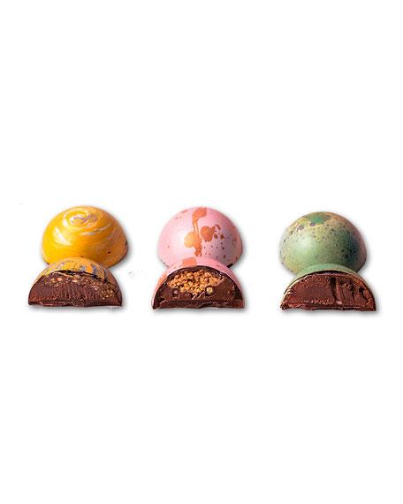Flair Chocolatier Elegant Box of 9 Truffles