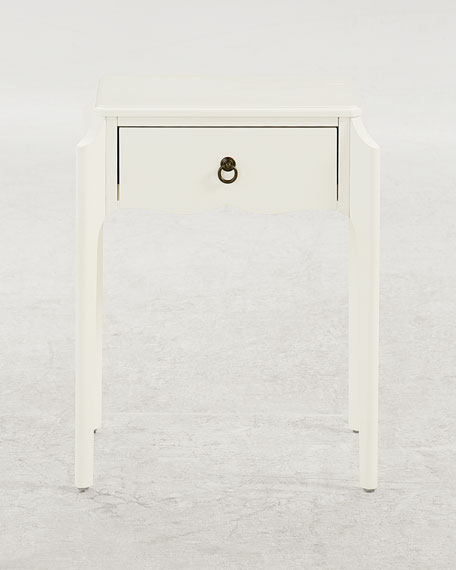 Perry Glossy Night Stand