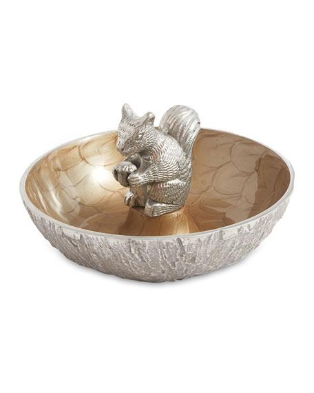 "Julia Knight Squirrel 8"" Bowl"