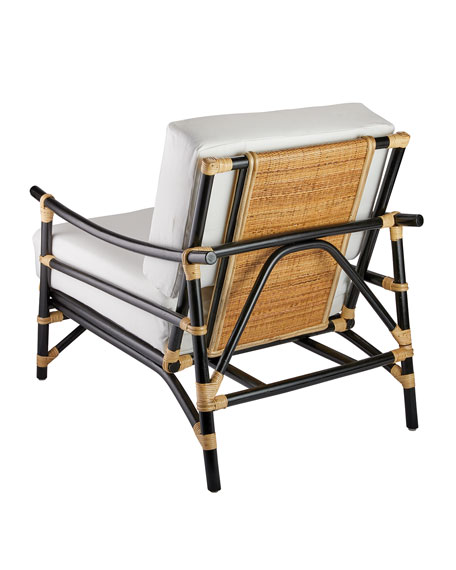 Jamie Young Nelson Lounge Chair