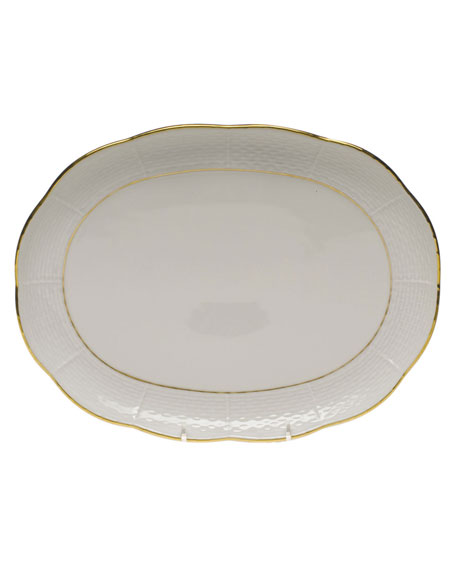 Herend Golden Edge Tray