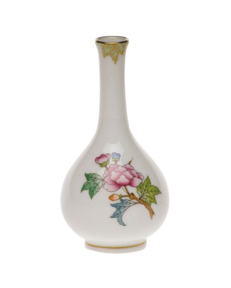 Herend Queen Victoria Small Bud Vase