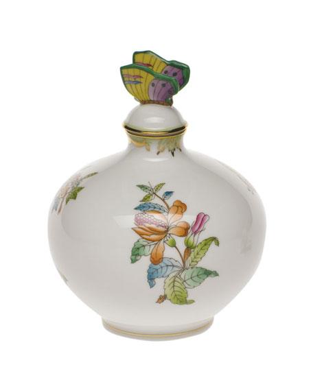 Herend Queen Victoria Perfume Bottle