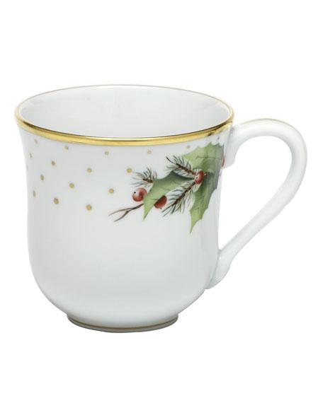 Herend Winter Shimmer Mug