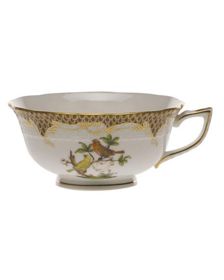 Herend Rothschild Bird Brown Motif 06 Tea Cup