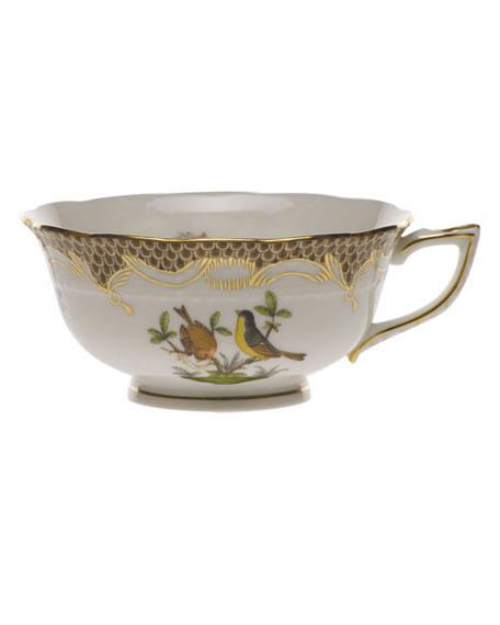 Herend Rothschild Bird Brown Motif 07 Tea Cup