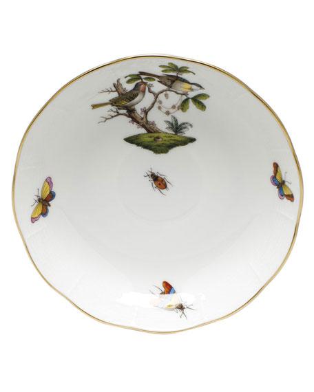 Herend Rothschild Bird Motif 11 Mocha Saucer