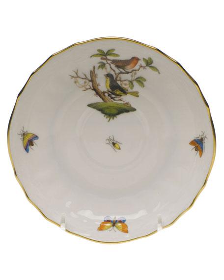 Herend Rothschild Bird Motif 03 Canton Saucer