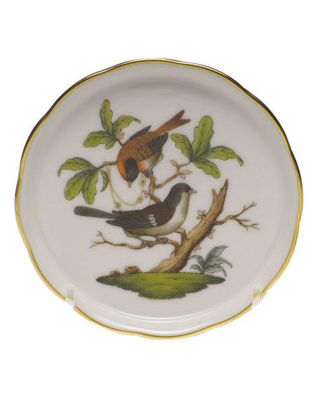 Herend Rothschild Bird Motif 04 Coaster
