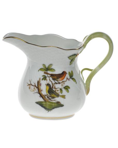 Herend Rothschild Bird Creamer