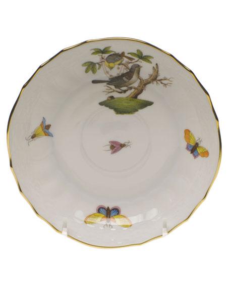 Herend Rothschild Bird Motif 01 Canton Saucer