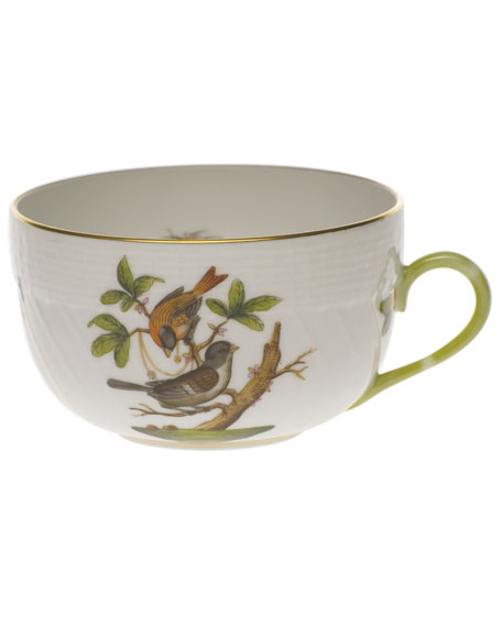 Herend Rothschild Bird Motif 04 Canton Cup