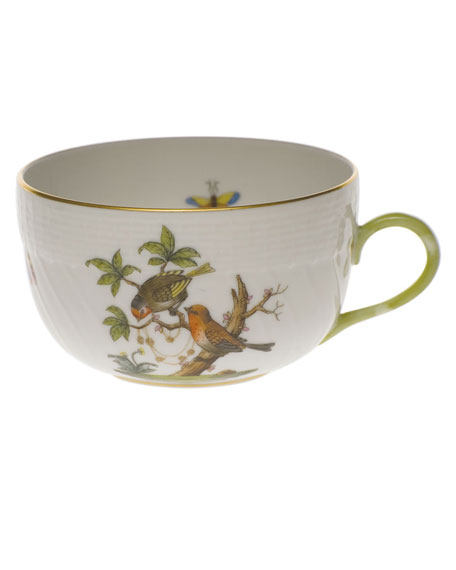 Herend Rothschild Bird Motif 10 Canton Cup