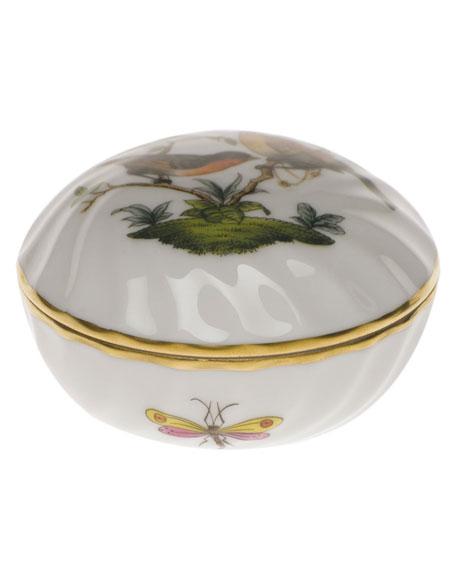 Herend Rothschild Bird Ring Box