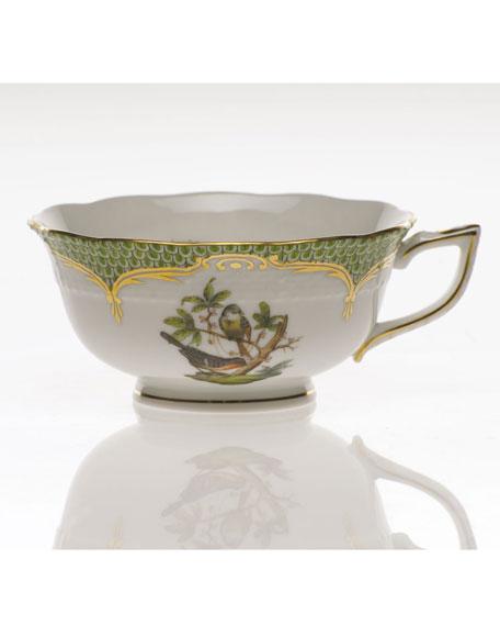 Herend Rothschild Bird Green Motif 02 Tea Cup