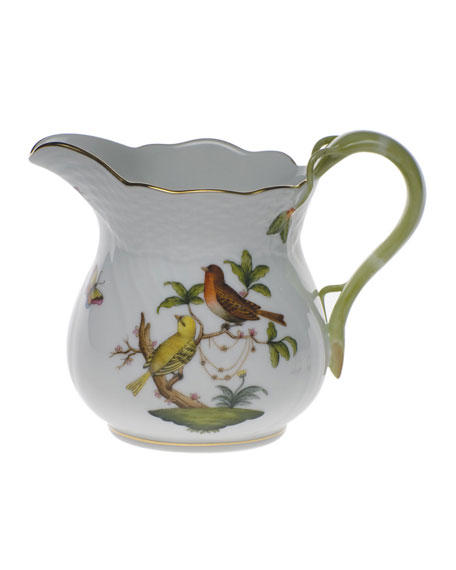 Herend Rothschild Bird Creamer