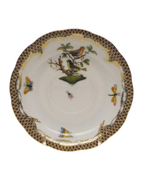 Herend Rothschild Bird Saucer #3