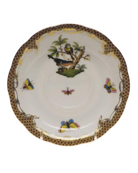 Herend Rothschild Bird Saucer #2