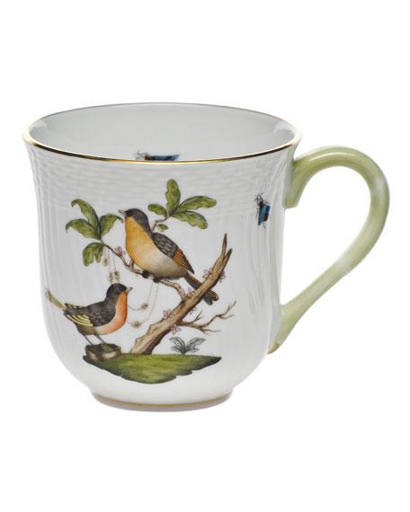Herend Rothschild Bird Mug #8