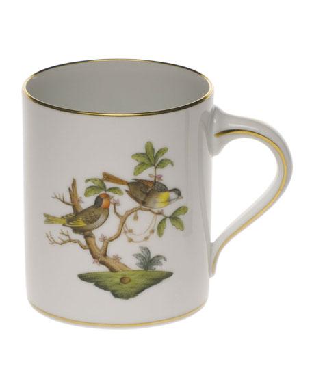 Herend Rothschild Bird Coffee Mug