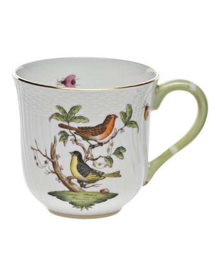 Herend Rothschild Bird Mug #3
