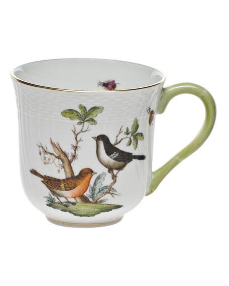 Herend Rothschild Bird Mug #5