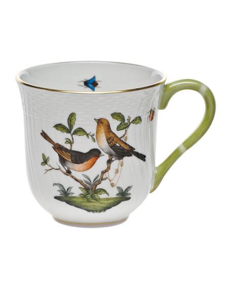 Herend Rothschild Bird Mug #9