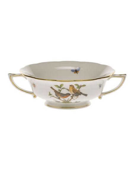 Herend Rothschild Bird Cream Soup Cup