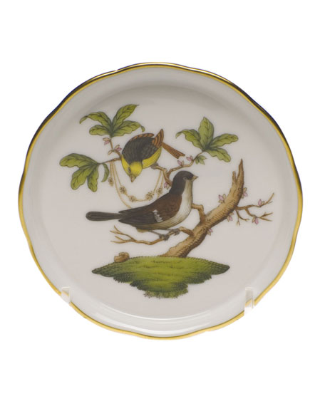 Herend Rothschild Bird Motif 01 Coaster