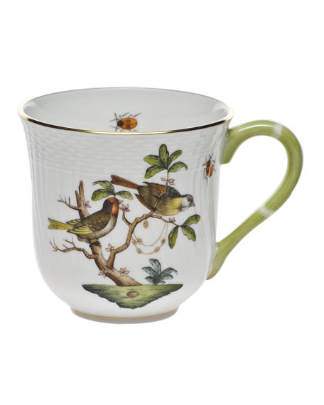 Herend Rothschild Bird Mug #11