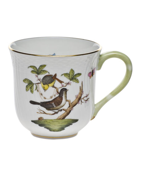Herend Rothschild Bird Mug #1