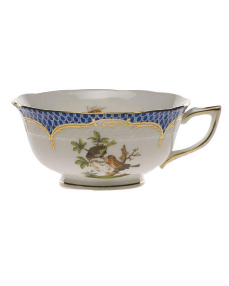 Herend Rothschild Blue Motif 10 Tea Cup