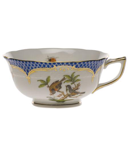 Herend Rothschild Blue Motif 12 Tea Cup