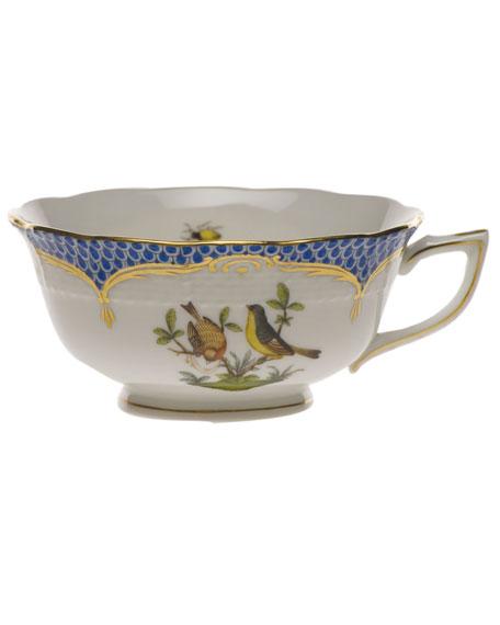 Herend Rothschild Blue Motif 07 Tea Cup