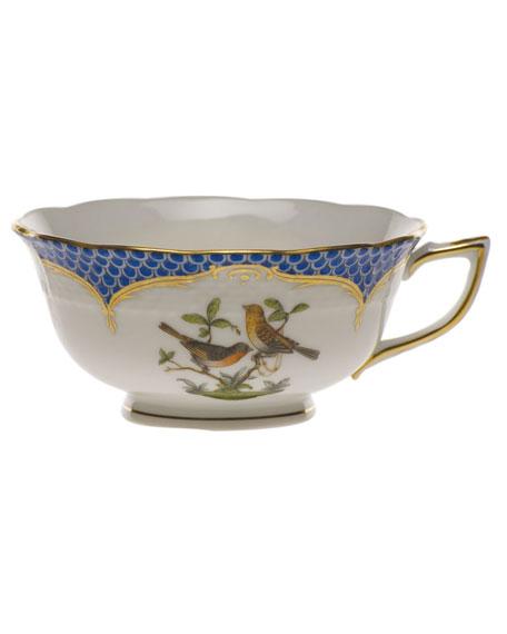 Herend Rothschild Blue Motif 09 Tea Cup