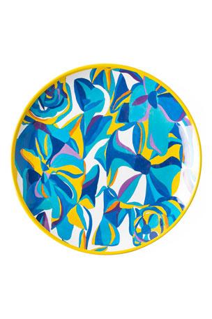 Juliska Jan Erica Rose Melamine Dinner Plate