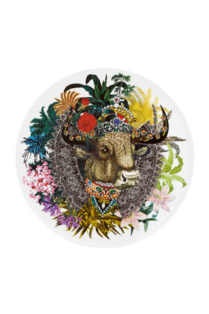 Christian Lacroix Love Who You Want Monseigneur Bull Charger