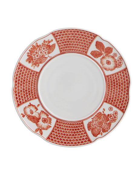 Vista Alegre Coralina Bread And Butter Plate