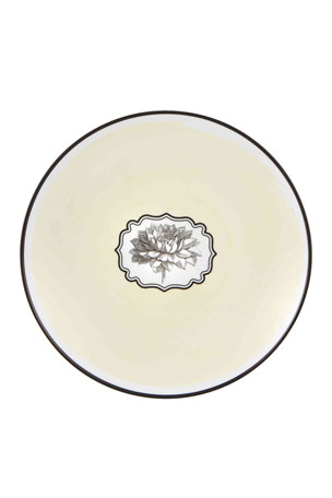 Christian Lacroix Christian Herbariae Dessert Plates, Set of 4