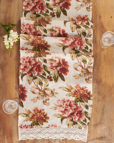 Carolina Linen Table Runner