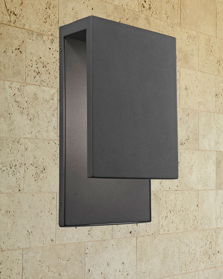 Pierre Led Outdoor Wall Sconce