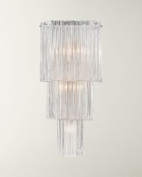Diplomat 5-Light Wall Sconce