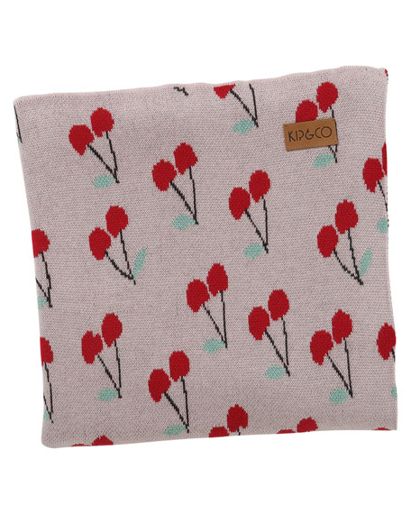 Kip&Co Mon Cherie Cotton Blanket - Large