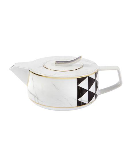 Vista Alegre Carrara Teapot