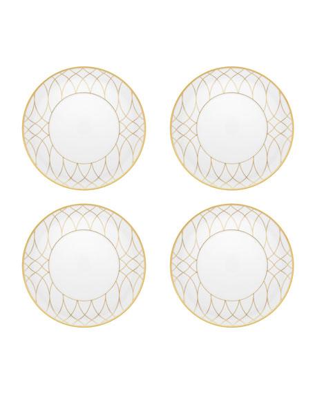 Vista Alegre Terrace Dinner Plates, Set of 4