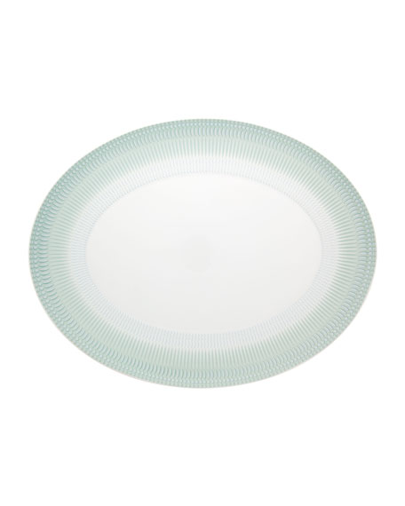 Vista Alegre Venezia Large Oval Platter