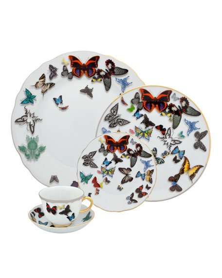 Christian Lacroix Butterfly Parade 5-Piece Dinnerware Set