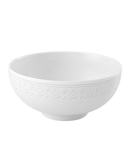 Vista Alegre Ornament Soup Bowls, Set of 4