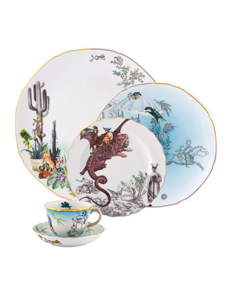 Christian Lacroix Reveries 5-Piece Dinnerware Set
